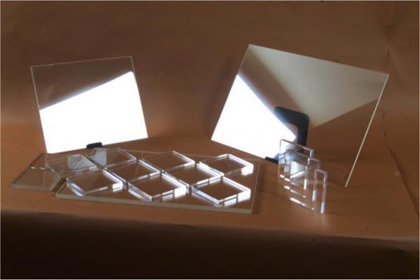 Durchsichtiges Aluminium - Aluminiumoxynitrid