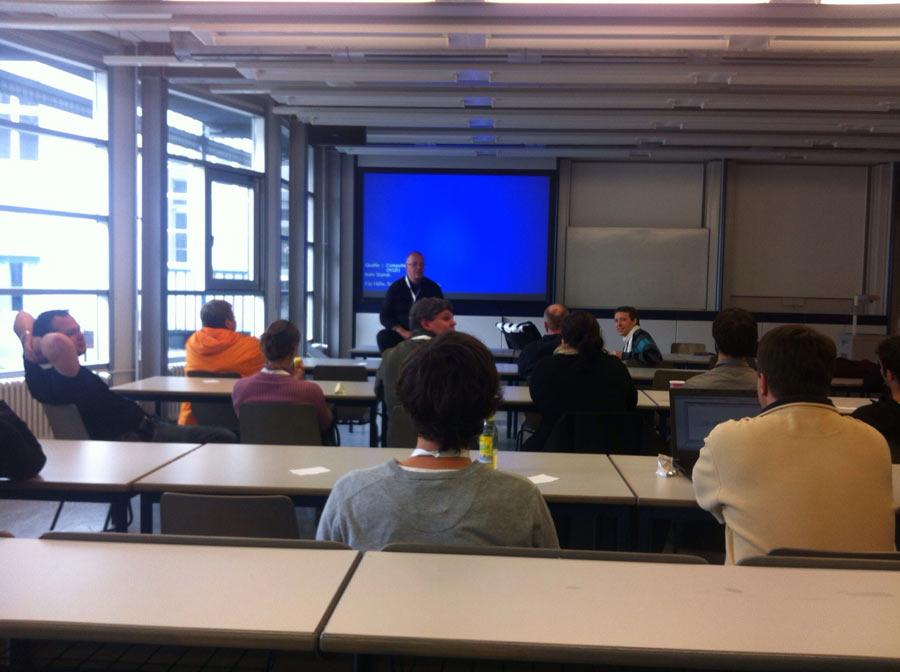 Bodensee Barcamp 2013 in Konstanz