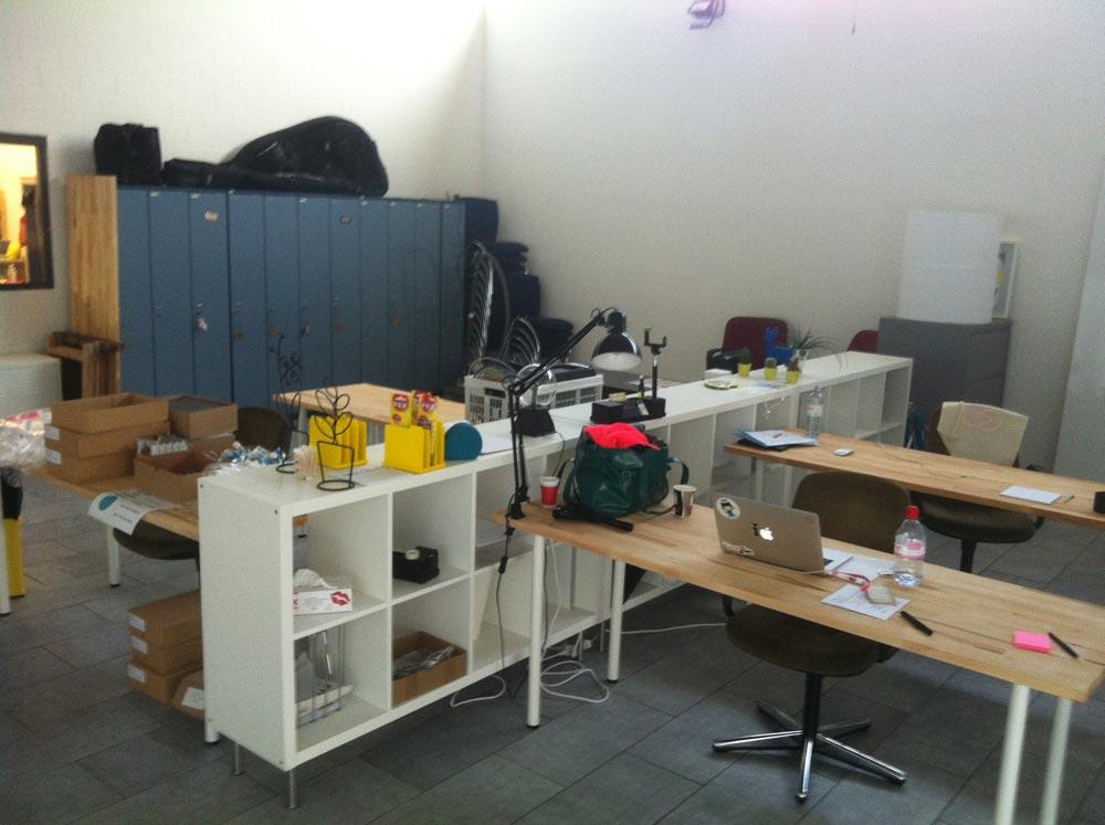 BUREAU.D die Eröffnung des CoWorking Space in Dietikon #coPartyD