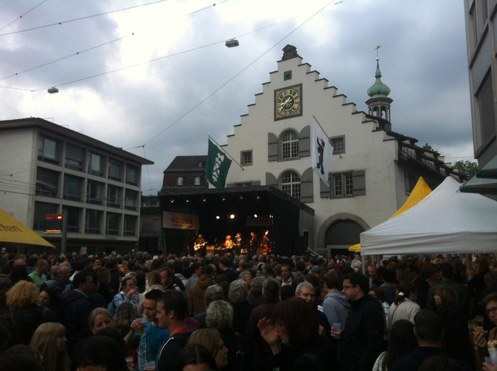New Orleans meets St.Gallen 2015