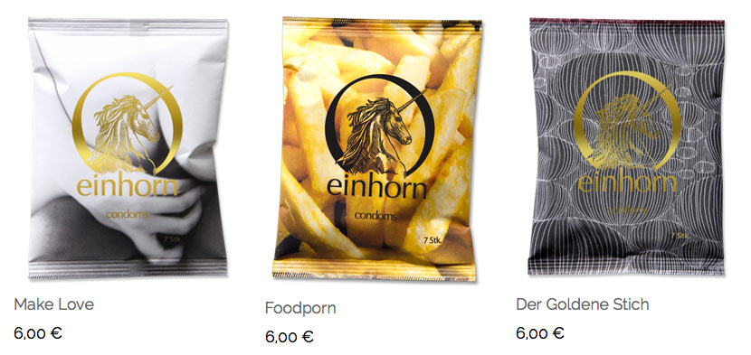einhorn-kondome