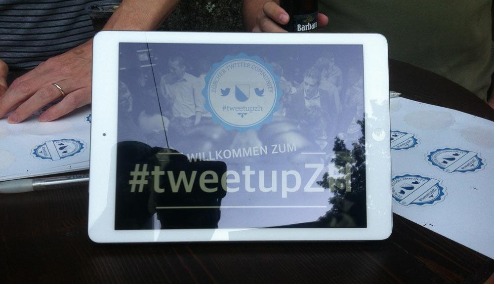 #tweetupZH – Episode VII