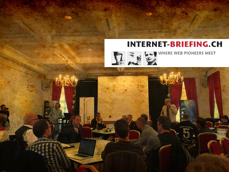 Future Summit – Internet Briefing