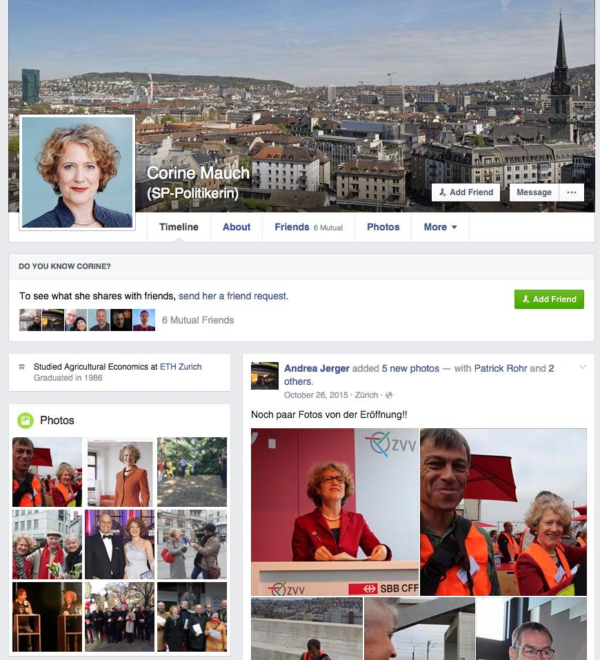 facebook-anfrage-corine-mauch-echt