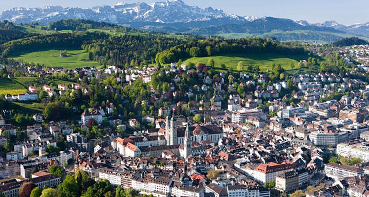 Die Renovierte Mühleggbahn St. Gallen ist wieder da