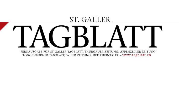 Wie das St. Galler Tagblatt der NZZ ihre neue Webseite von Anfang an in den Sand setzt