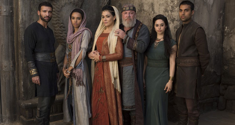 Neue Serie: Of Kings and Prophets