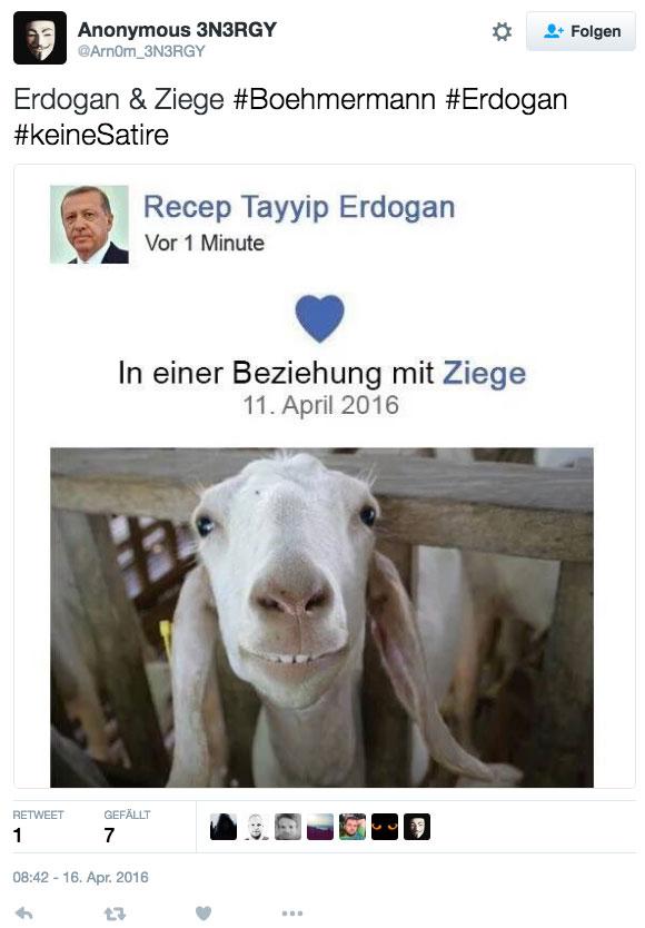 Erdogan Ziege