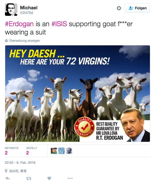 Die Besten Erdogan Ziegen Tweets
