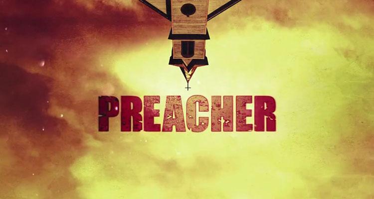 Neue Serie: Preacher